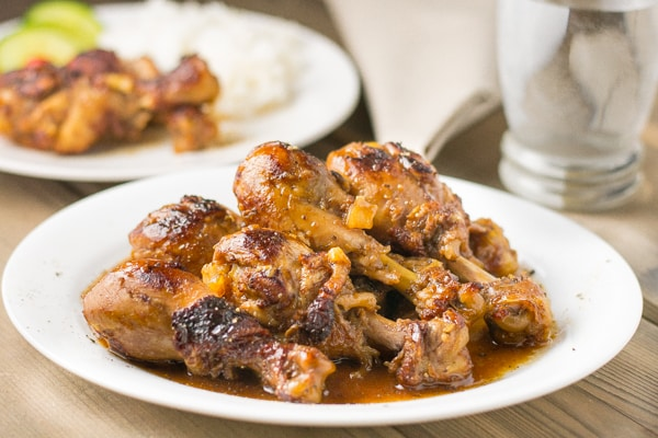 Filipino Chicken Asado