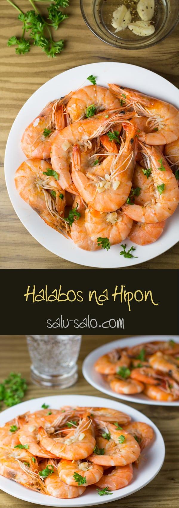 Halabos na Hipon
