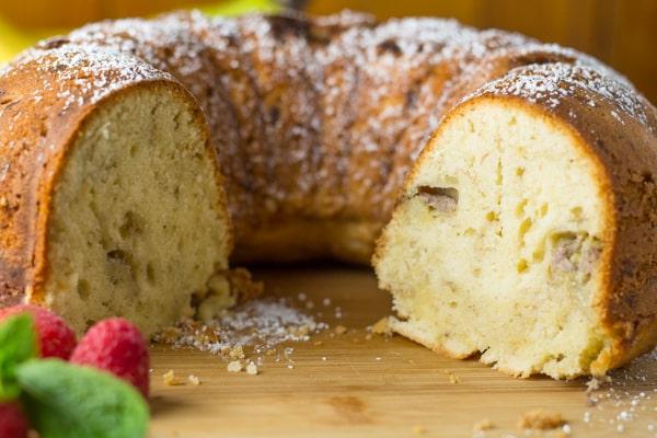 Banana Pound Cake