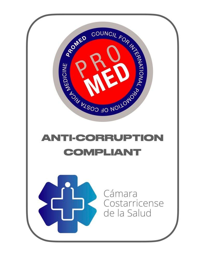 Anti-Corruption Compliant | PROMED - CCS Costa Rica