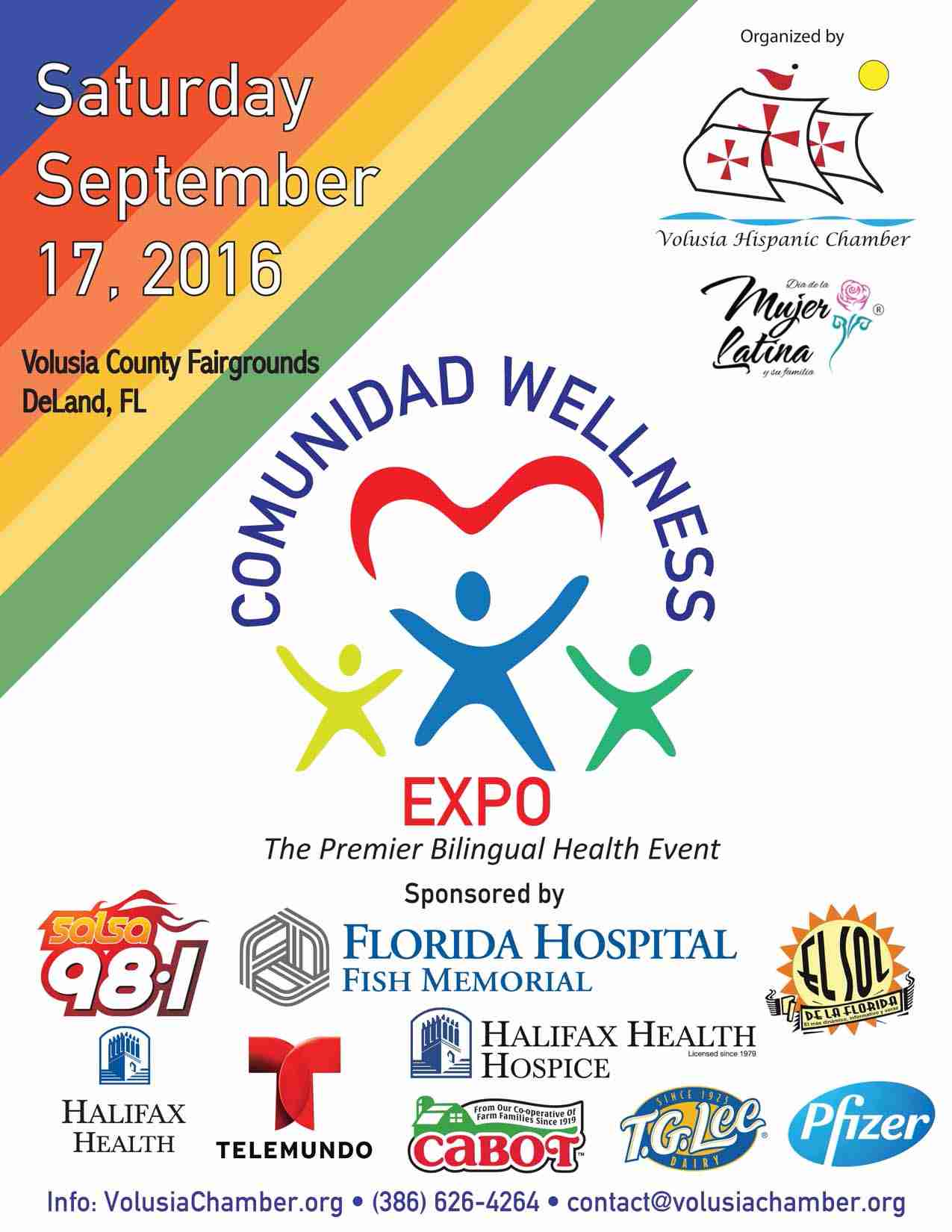 Comunidad Wellness Expo