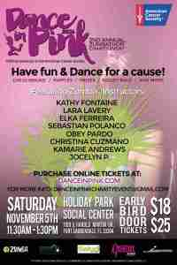 Dance in Pink Zumbathon