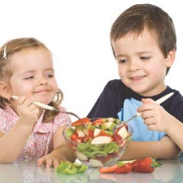 Nutrición, Buenos hábitos alimenticios para pequeños y adolescentes