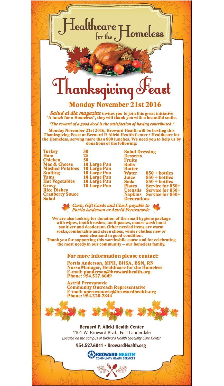 161121 Thanksgiving Feast