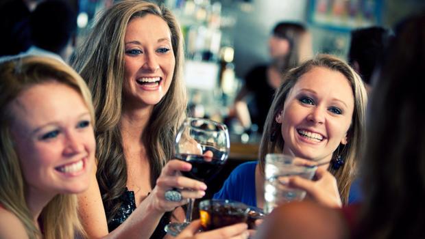 Women catching up to men in this harmful drinking habit
