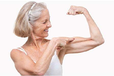 Older Adults : Double Your Protein to Build More Muscle