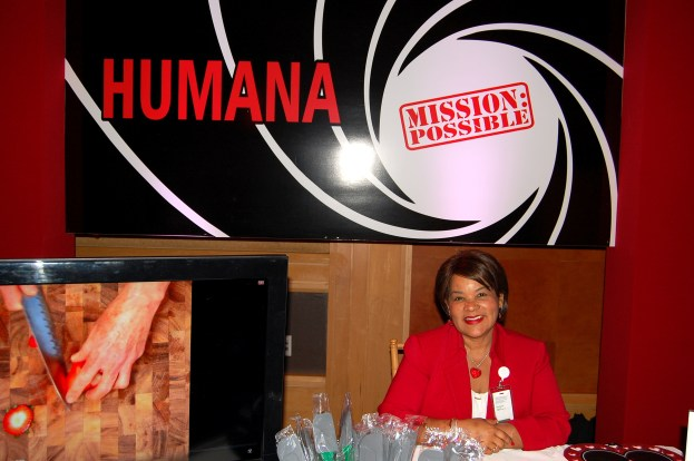 Humana Booth