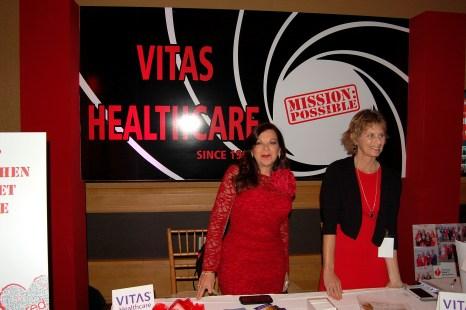 VITAS Healthcare Booth