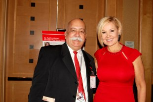 Carlos Sanchez & Sandra Peebles (Univision 23)