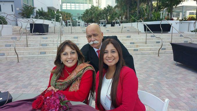 Margaret Delmont, Carlos Sanchez & Jessika Gonzales