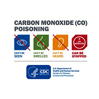 Carbon Monoxide (CO) Poisoning Prevention