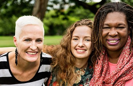 Celebrate National Women's Health Week