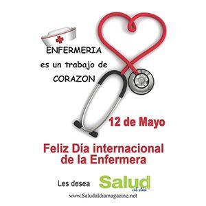Feliz Día internacional de la Enfermera