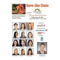 Hispanic Women of Distinction Save the Date 2018