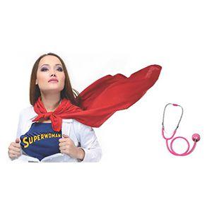 El bienestar de las doctoras en medicina o mujeres médicos
