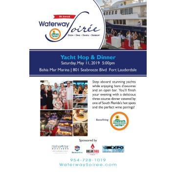 Children's Diagnostic & Treatment Center Waterway Soiree