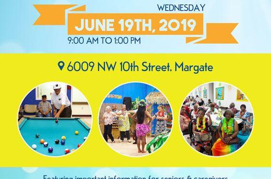 2019 Summer Boom Health Expo