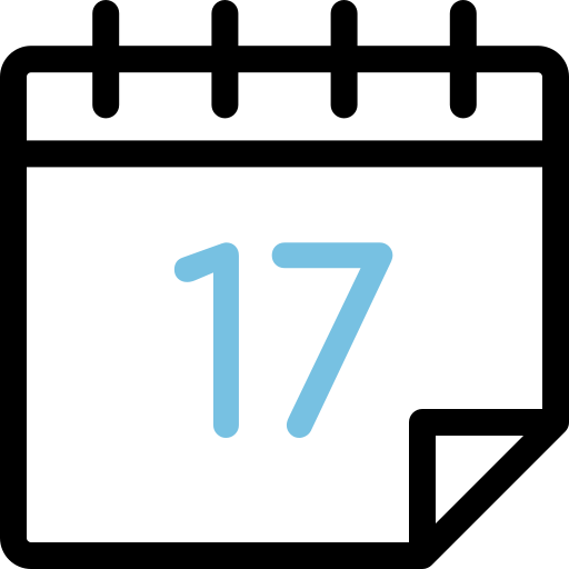 Calendario día17