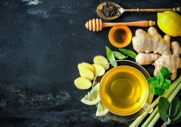 5 bebidas con jengibre que te ayudarán a bajar de peso saludablemente
