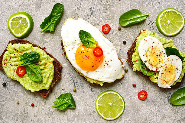 desayuno nutritivo