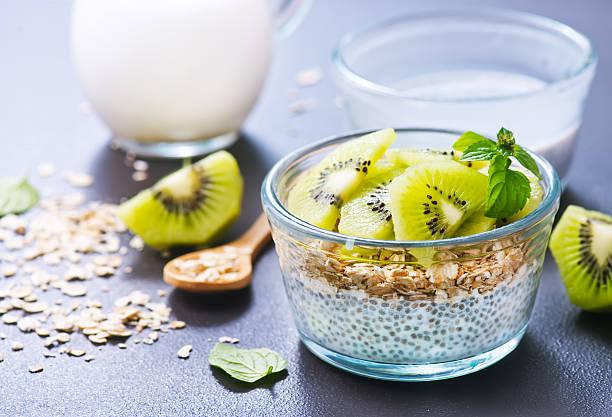 kiwi en la dieta
