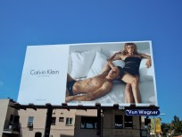 ck Swimwear billboard