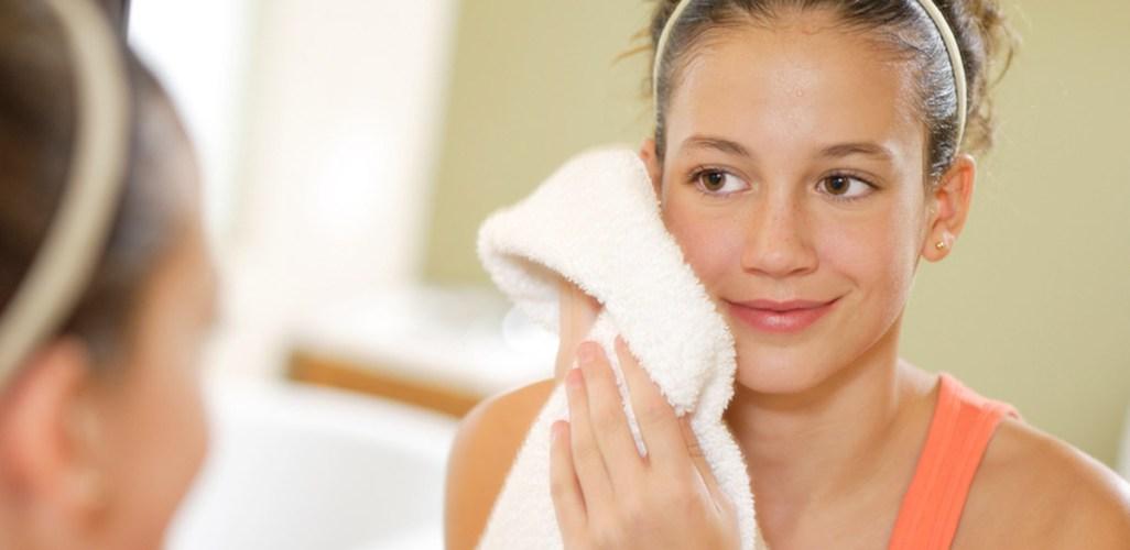 acné adolescente