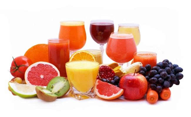 Frutas y hortalizas frescas