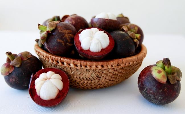 Salud beneficios del Mangostino