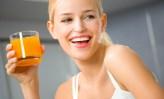 Beneficios para la salud del zumo de naranja