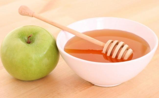 Manzana Y Miel máscara