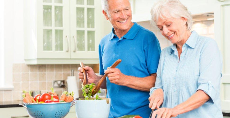 consejos de dieta y nutrición para los ancianos