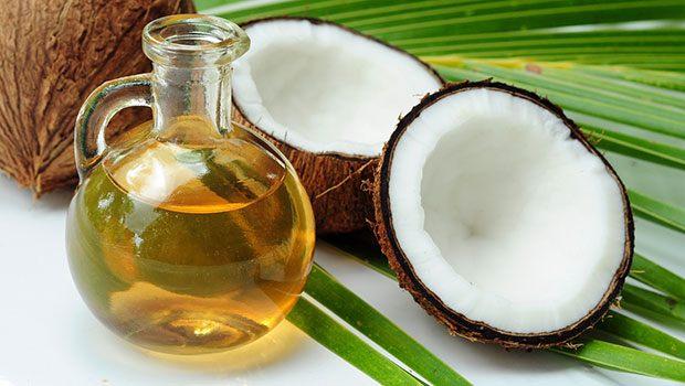 . Aceite de coco
