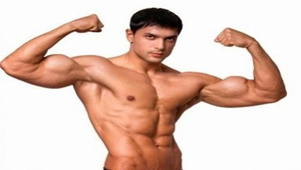 Construyendo músculo