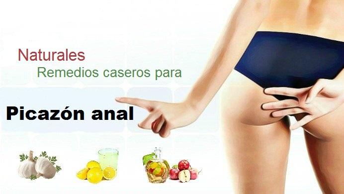 Remedios caseros naturales para la picazón anal