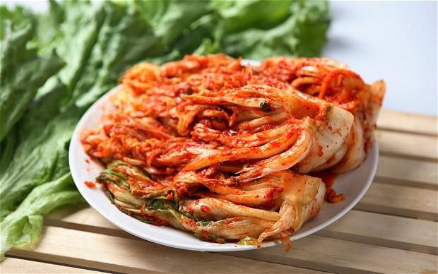 Kimchi Alimento Digestión