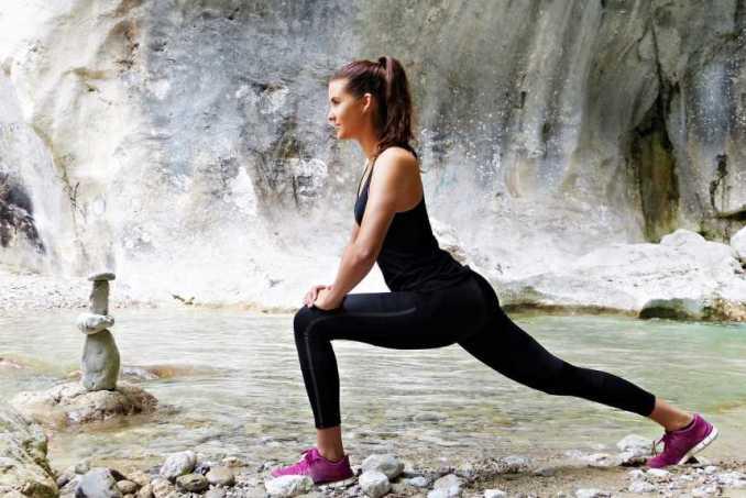 hacer ejercicio con regularidad