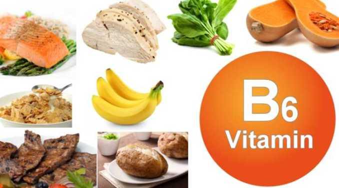 Beneficios de la Vitamina B6 fuentes naturales