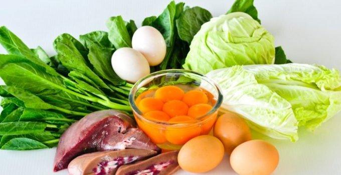 Beneficios de la Vitamina B5