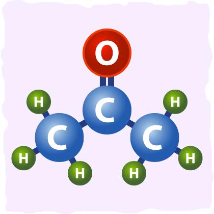 Cetonas Fórmula Química