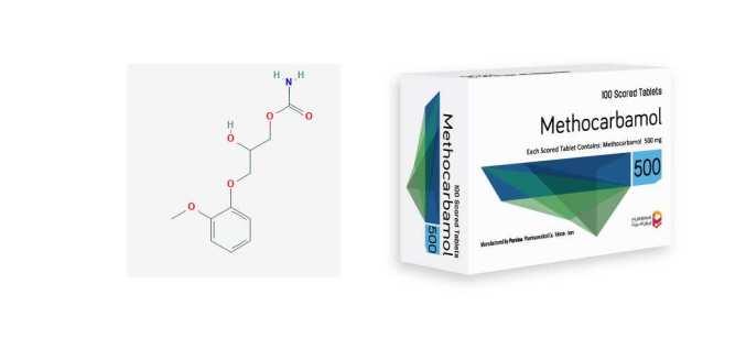 ¿Qué es el Metocarbamol y para qué sirve? Beneficios, usos y Efectos secundarios riesgosos del metocarbamol
