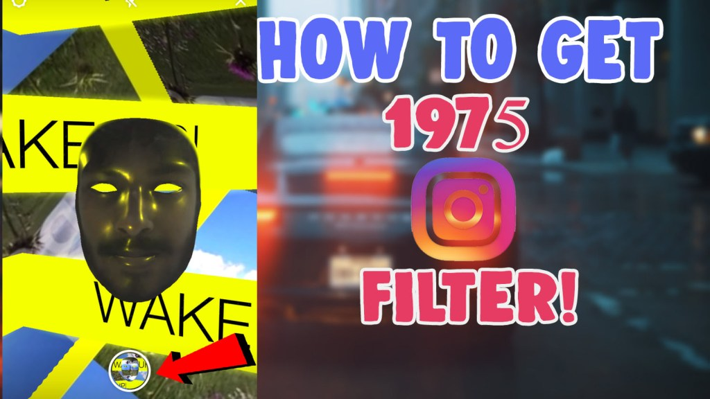 the 1975 instagram filter