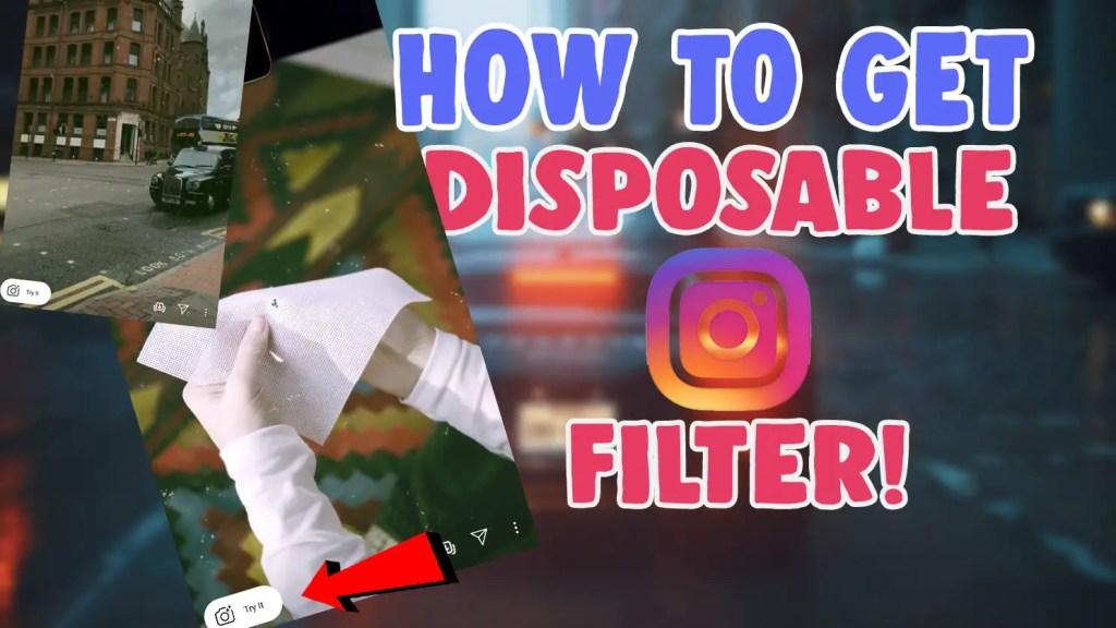 disposable camera filter instagram