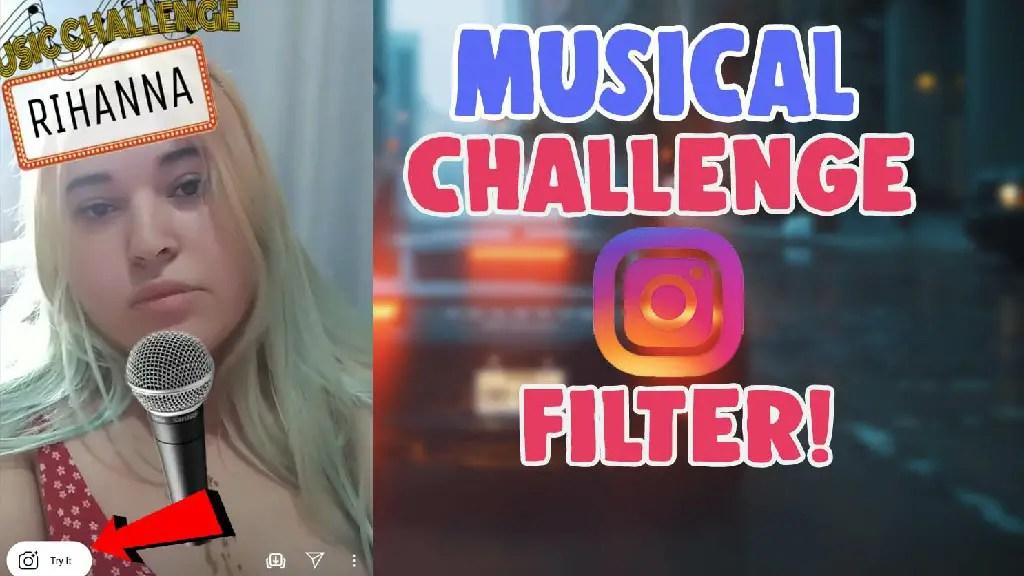 musical challenge instagram