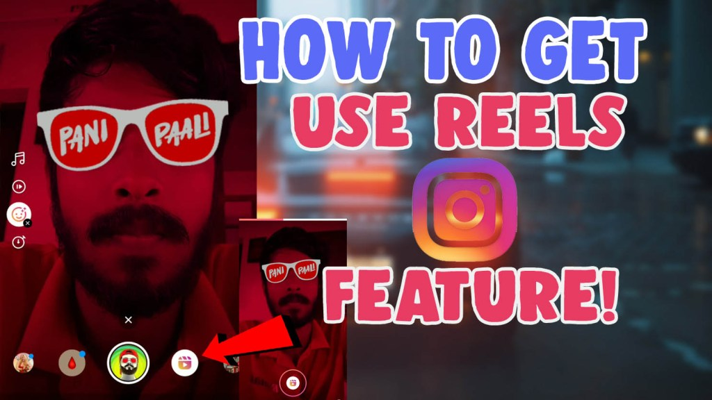 get use instagram reels app ios android