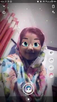 cartoon princess filter tiktok snapchat and instagram effect
