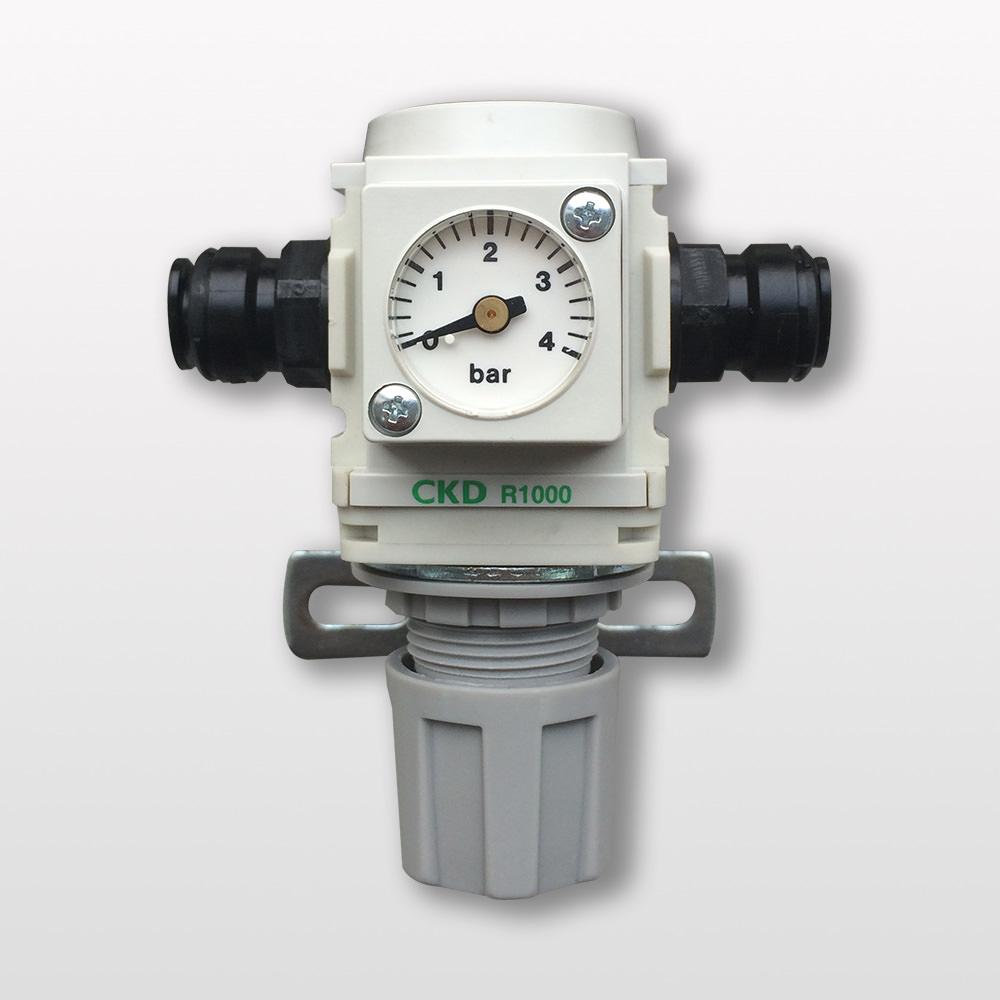Pressure Regulator, replacing Millipore ZFMQ000PR
