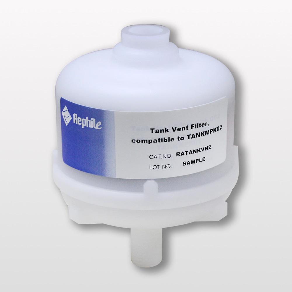 Tank Vent Filter, replacing Millipore TANKMPK02