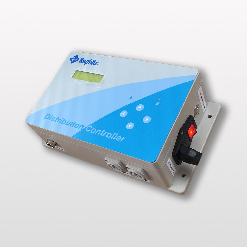 Distribution Controller for Large Direct-Pure Water System