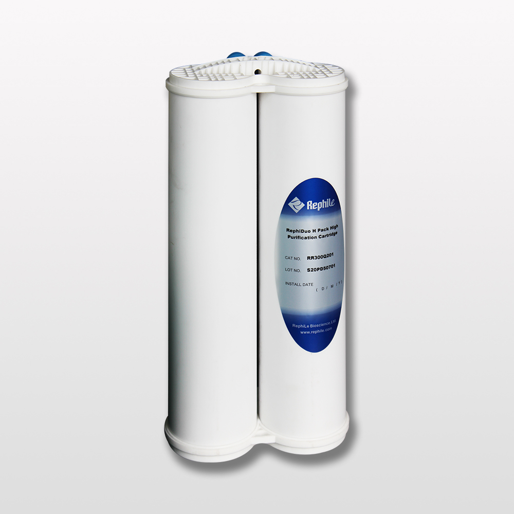 RephiDuo H Pack for Direct-Pure Water System